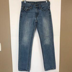 American Eagle slim fit light wash jeans sz 29/32